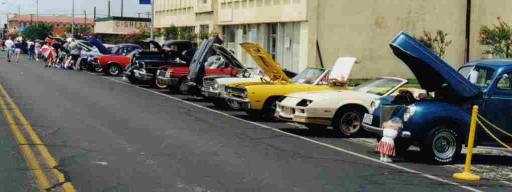 1998 Car Show